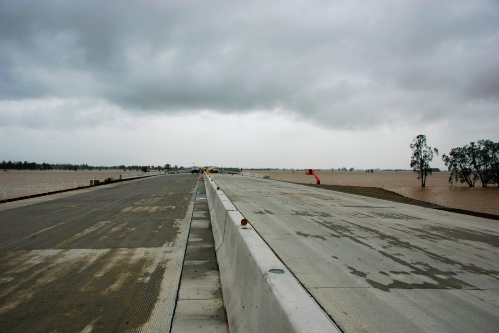 Kempsey Bypass detailed design and flood mitigation